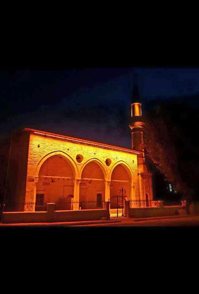 Nalbastı Cami