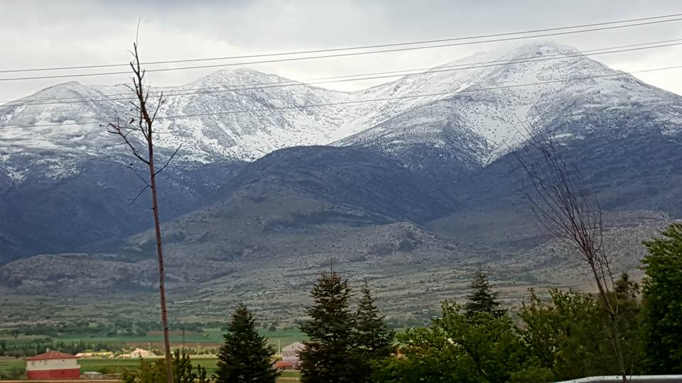 Hacıbaba Dağı