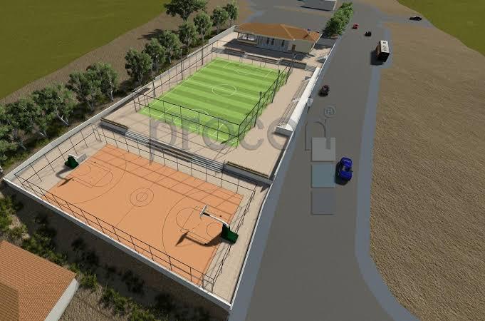 Kazımkarabekir Futbol Sahası ve Spor Tesisleri